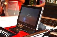 Gigabyte presenta otro de sus Docks imposibles para tablets