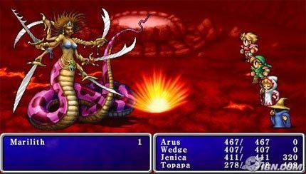 Ya hay fecha para los remakes de 'Final Fantasy' en PSP