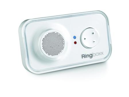 Ringboxx, tonos de llamada para el teléfono fijo