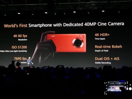 Huawei Mate 30 Pro Oficial Camaras Cine