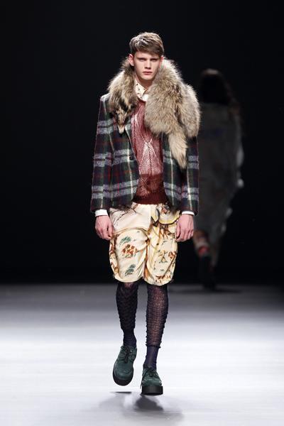 El Delgado Buil, Otoño-Invierno 2010/2011 en la Cibeles Madrid Fashion Week