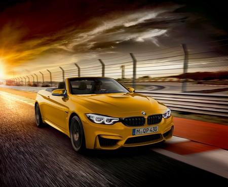 El BMW M4 Convertible 30 Jahre celebra tres décadas de linaje M al aire libre