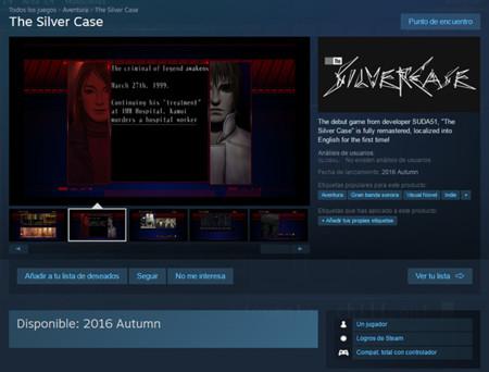 The Silover Case