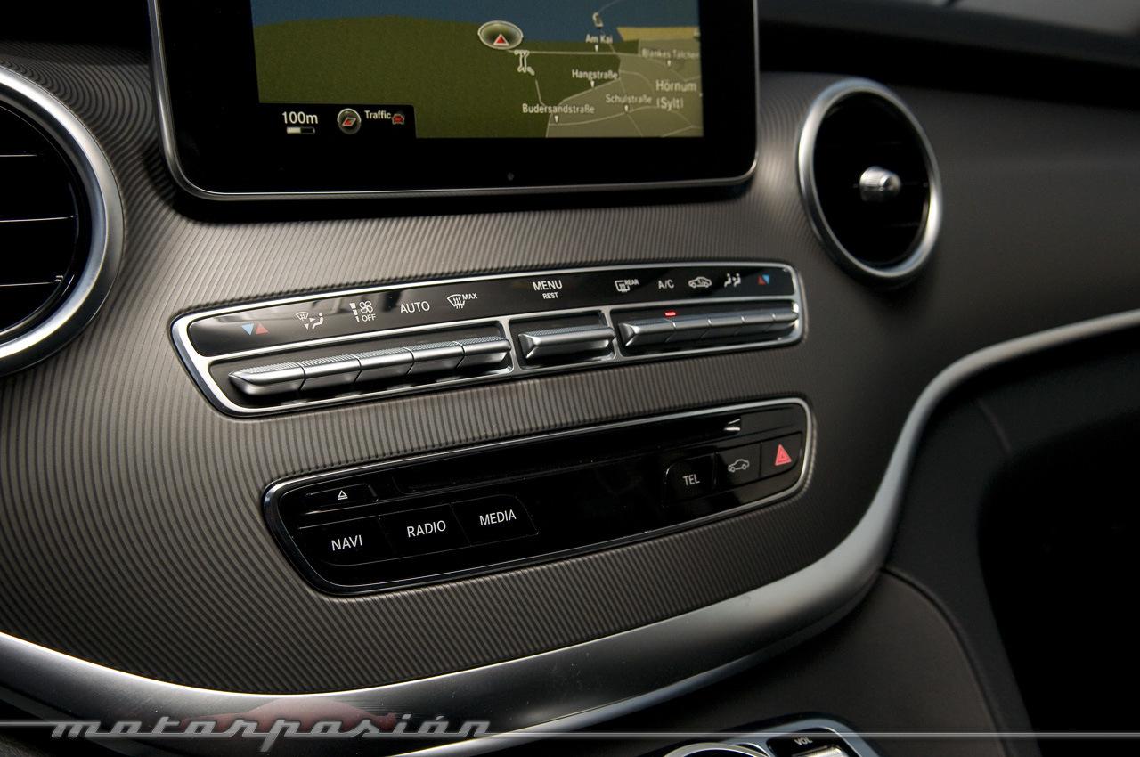 Foto de Mercedes-Benz Clase V (toma de contacto) (34/44)
