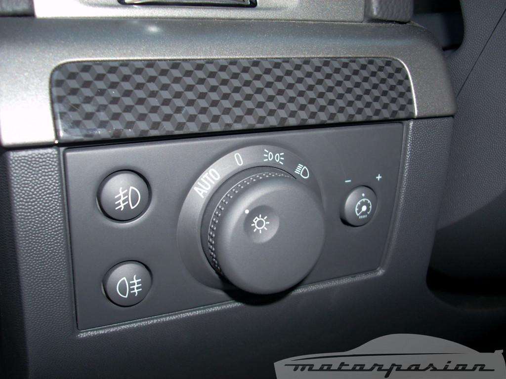 Foto de Opel Vectra SW OPC (29/42)