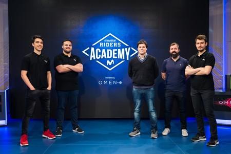 Movistar Riders quiere descubrir a las futuras estrellas de los esports en España
