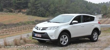 Toyota RAV4, presentación y prueba en Barcelona (parte 1)