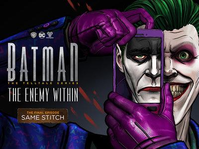 Same Stitch, el quinto y último episodio de Batman: The Enemy Within, se estrenará el 27 de marzo