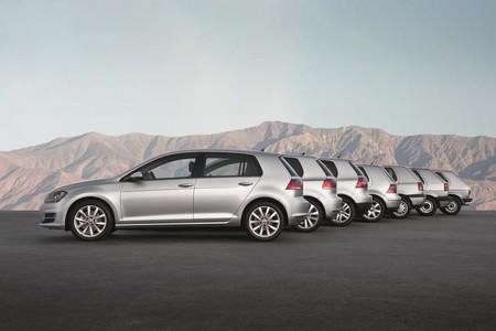 Volkswagen calienta motores con un aperitivo de grandes éxitos para recibir al Golf VIII en noviembre
