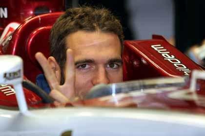 Roldán Rodríguez solicita la superlicencia a la FIA
