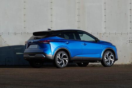 Nissan Qashqai 2021 zaga