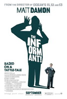 'The Informant' de Steven Soderbergh, cartel