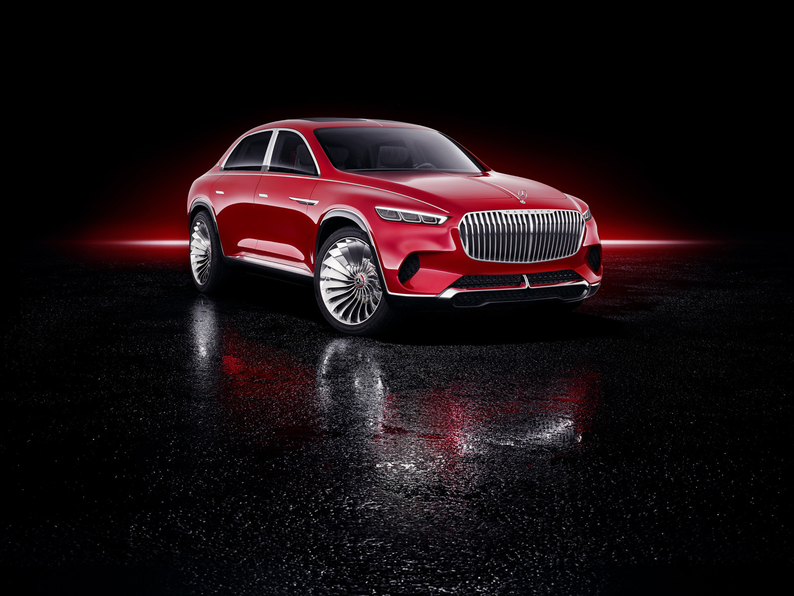 Foto de Mercedes-Maybach Ultimate Luxury Concept (1/18)