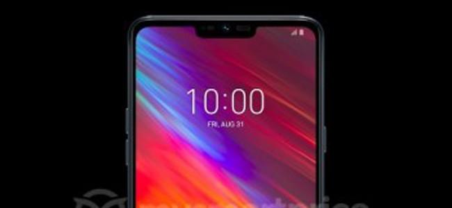 Primer render y algunas especificaciones del futuro LG® Q9, el posterior 'notch' de LG®