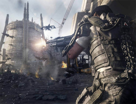Primeros detalles oficiales de 'Call of Duty: Advanced Warfare' ¿Así sí?