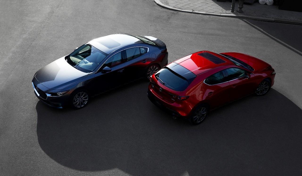 Mazda 3 2019 mexico precio