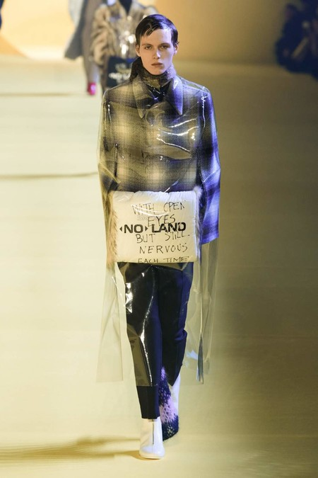 Raf Simons Fall Winter 2020 Paris Fashion Week 35