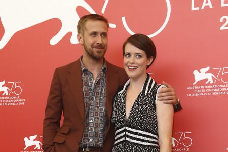 Ryan Gosling y Claire Foy inauguran el Festival de Venecia 2018