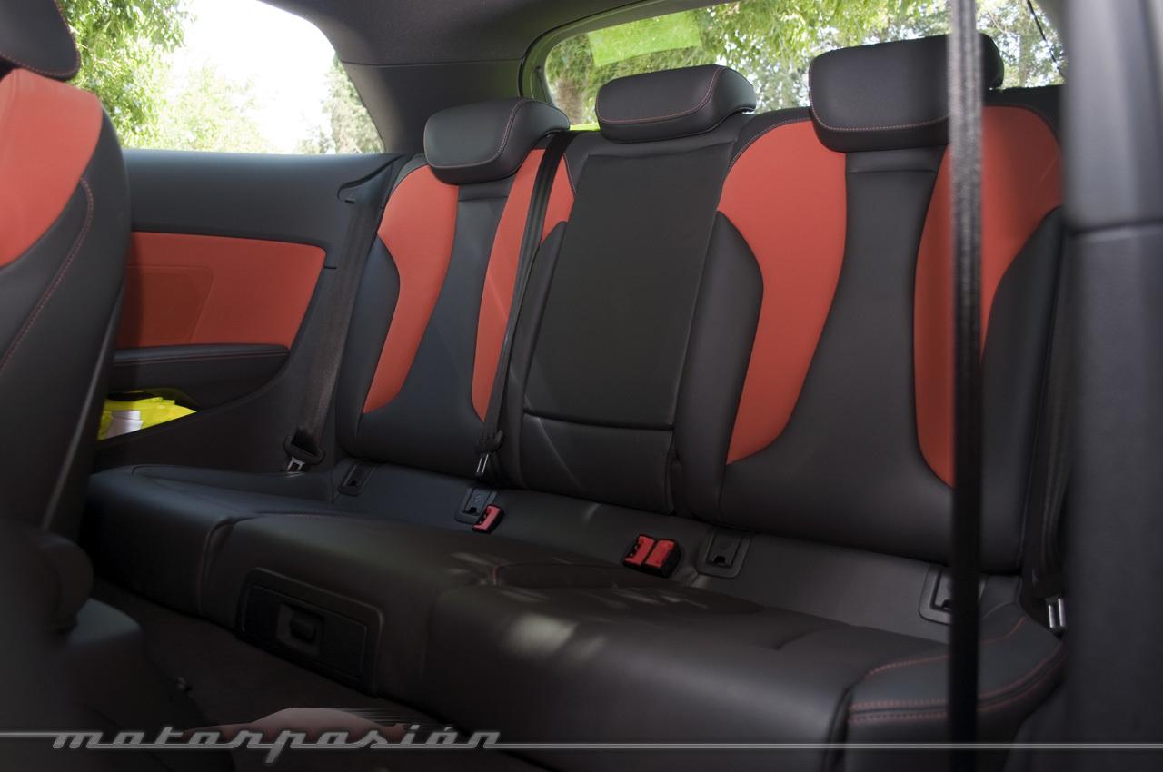 Foto de Audi A3 presentación (37/39)