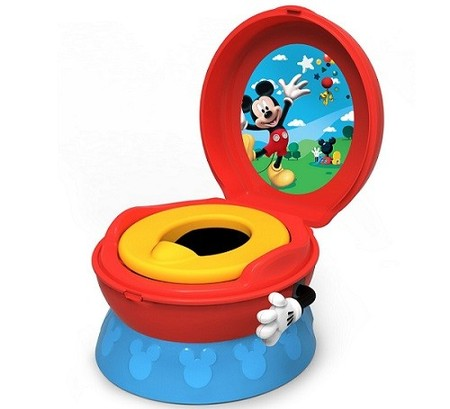 Orinal 3 en 1 de Potty System