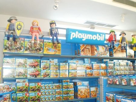 playmobil fun park en malta. Black Bedroom Furniture Sets. Home Design Ideas