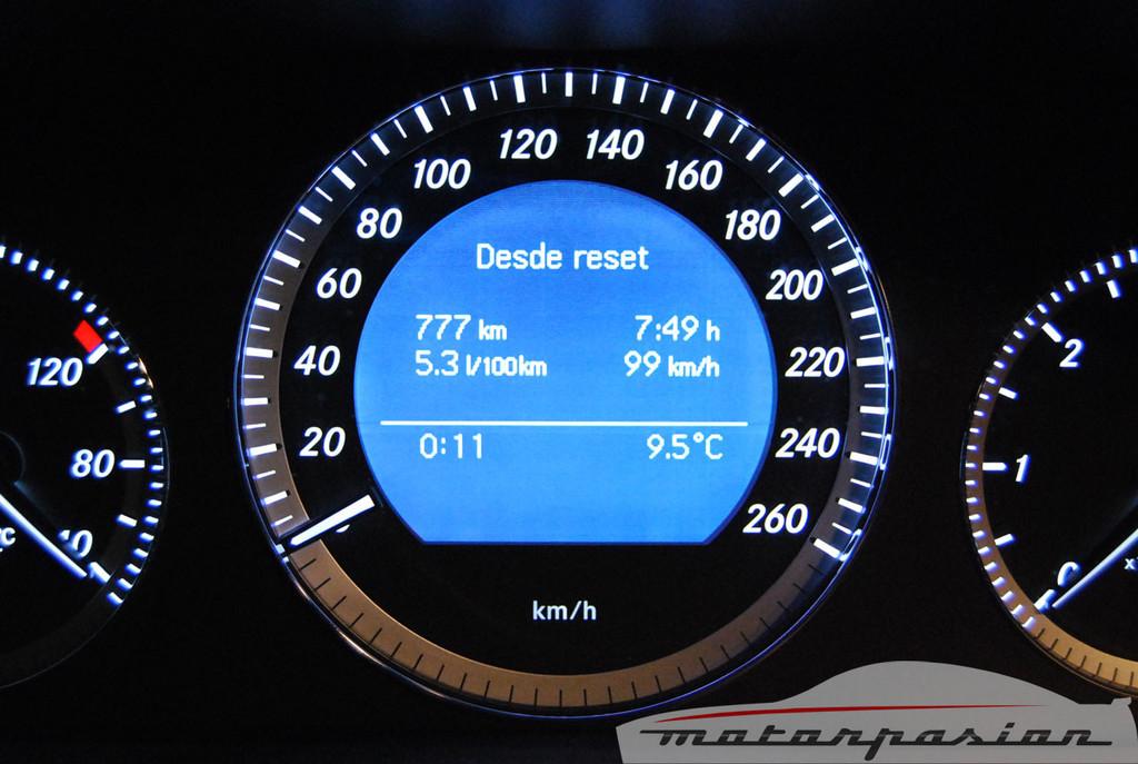 Foto de Mercedes Clase C 200 CDI BlueEfficiency (prueba) (53/56)