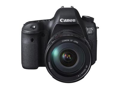 """Canon EOS 6D, todo lo que necesitas saber sobre la nueva DSLR Full Frame de """"iniciación"""""""