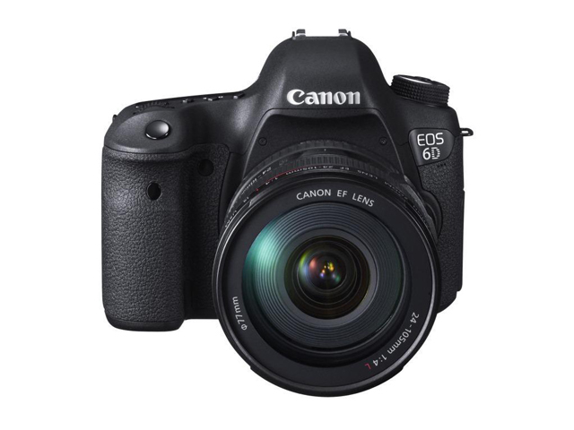 Canon 6D Frontal 2