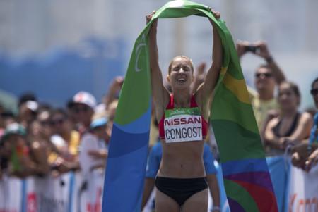Cómo una vegana puede ser campeona paralímpica de maratón
