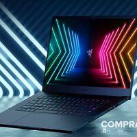 Este portátil es una bestia gaming con RTX3070, cuesta 250 euros menos y lleva Batlefield 2042 de regalo en PcComponentes: Razer Blade 15 Advanced Model por 2.349 euros