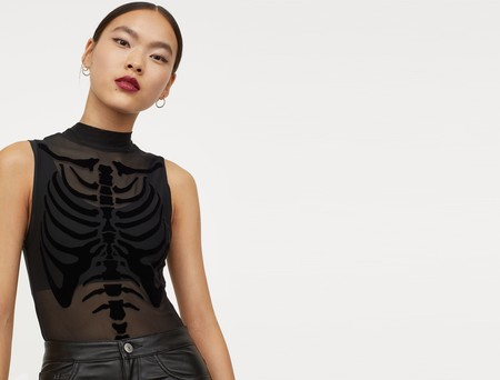 Tanto si te gusta disfrazarte como si no, este Halloween querrás lucir la colección más terrorífica de H&M