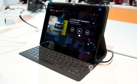 Sony Xperia Tablet S, primeras impresiones