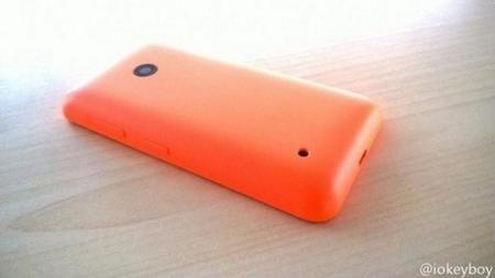 Supuesta imagen filtrada del Lumia 530