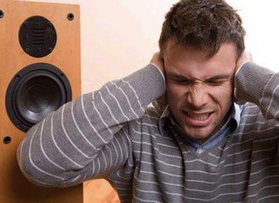 La exposición a ruidos fuertes podría afectar a la memoria