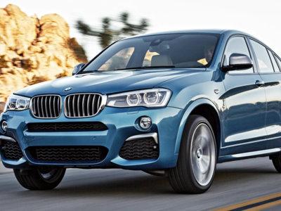 BMW X4 M40i, la antesala de un posible X4 M