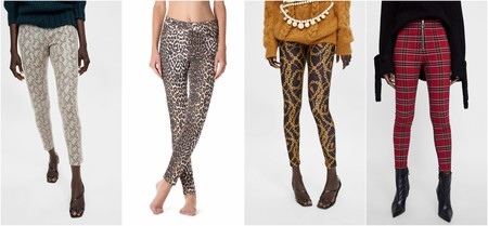 Leggings De Tendencia