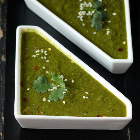 Triple Chocolate Brownie Kale Soup 133