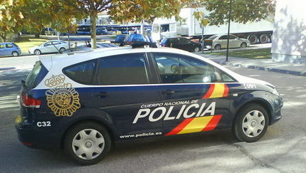 Seat Altea XL para la Policía española