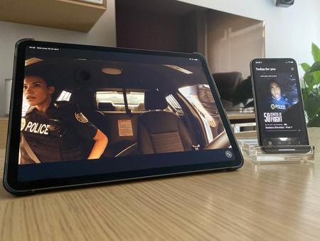 Quibi habilita el soporte para Chromecast en iOS y en Android: podremos ver el contenido a pantalla grande
