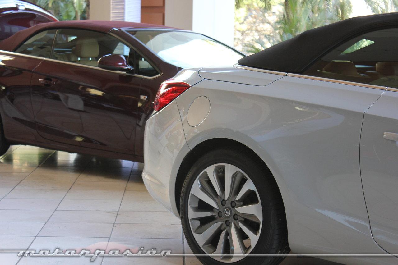 Foto de Opel Cabrio 2013 (presentación) (48/52)
