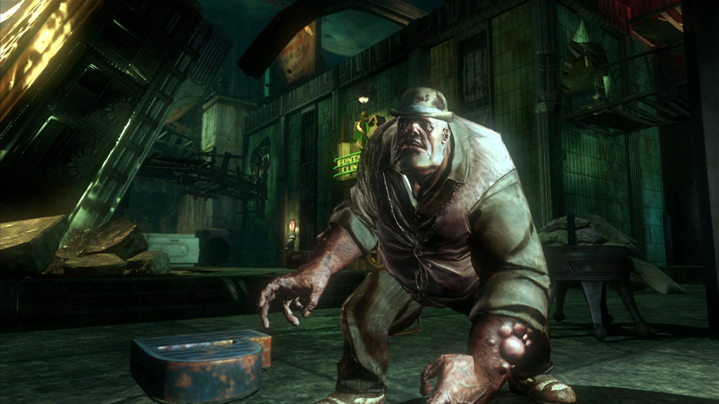 Foto de 'Bioshock 2', nuevas imágenes (11/01) (1/10)