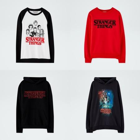 Stranger Things Regresa A Pull Bear Con 1985 Camisetas De Edicion Limitada