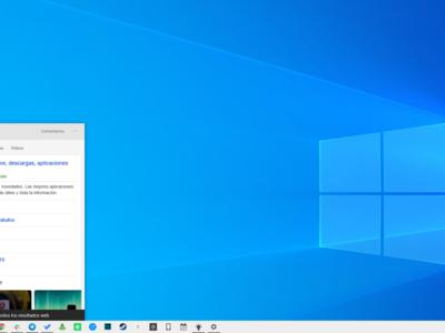 Cómo preparar tu equipo para la llegada de Windows 10 May 2019 Update