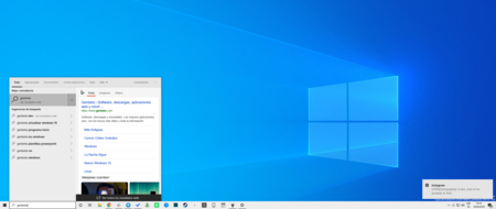 Cómo preparar tu equipo para la llegada de Windows 10 May 2019 Update