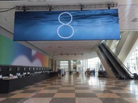 ios 8 apple wwdc moscone center