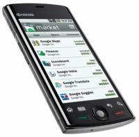Kyocera Zio M6000, primer terminal de la marca con Android
