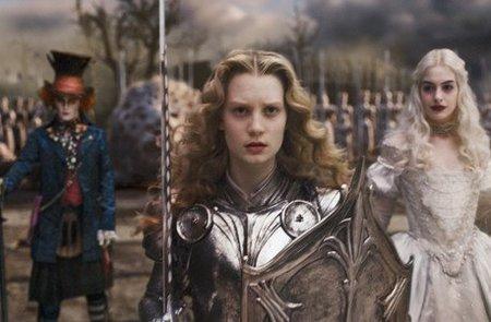 'Alicia en el país de las maravillas', cuando Tim Burton plagió a Spielberg