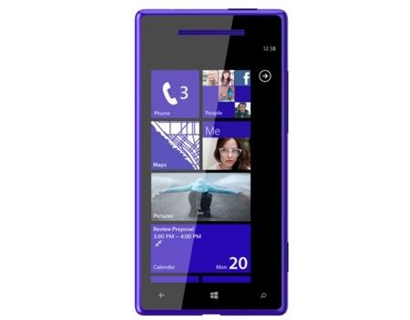 HTC 8S y 8X serían los nuevos Windows Phone 8