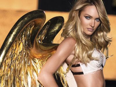 La cigüeña planea sobre los ángeles de Victoria's Secret: ¡Candice Swanepoel está embarazada!