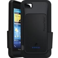 PowerSkin le da una vida extra a la Blackberry Z10